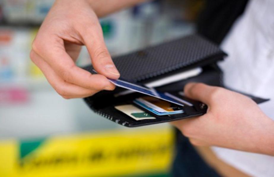 Aposente o seu cartão de crédito