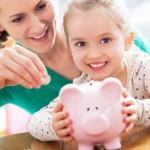 Educaá∆o Financeira para Crianáas